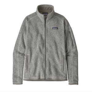 NWT Patagonia sweater fleece jacket